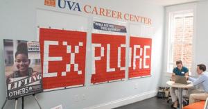 UVA Career Center College Future Plans