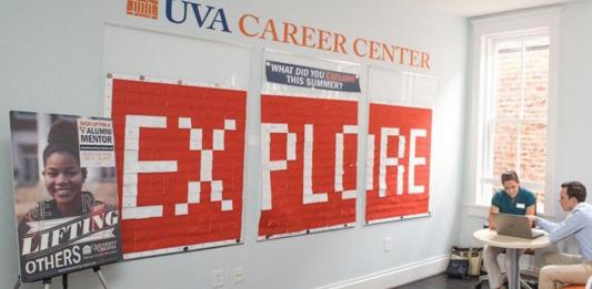 UVA Career Center Future Plans