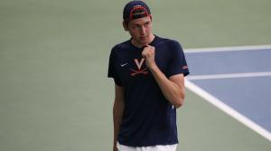 Chris Rodesch Virginia Men's Tennis